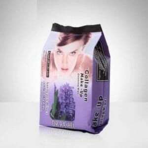 Dr.Rashel Collagen Make 1Up Cleansing Wipes With Lavender Extract